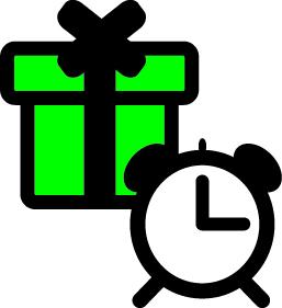 Tijd cadeau
